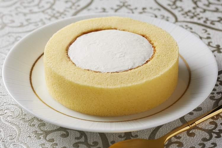 やば~い♡♡♡ローソンの人気商品、プレミアムロールケーキの『クリームのみ』発売!