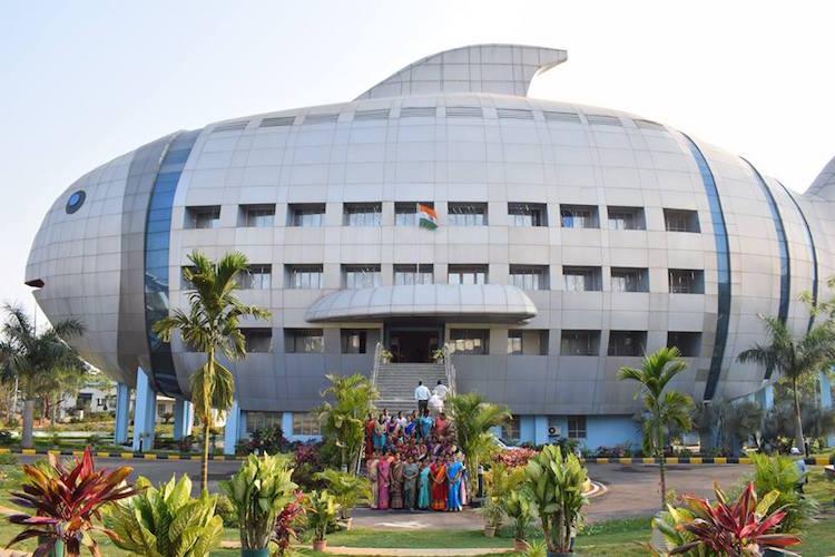 え?建物が魚の形?インドにある水産庁の庁舎がかわいいと話題に