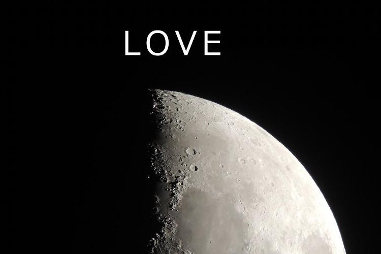 【NASAが公開】月面に『LOVE』の文字!見つけたのは日本人の天文愛好家だった