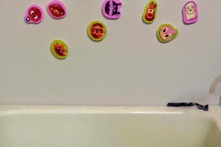 ホラーすぎて腰抜かすわ!パパがお風呂で見た衝撃的なものとは...!?
