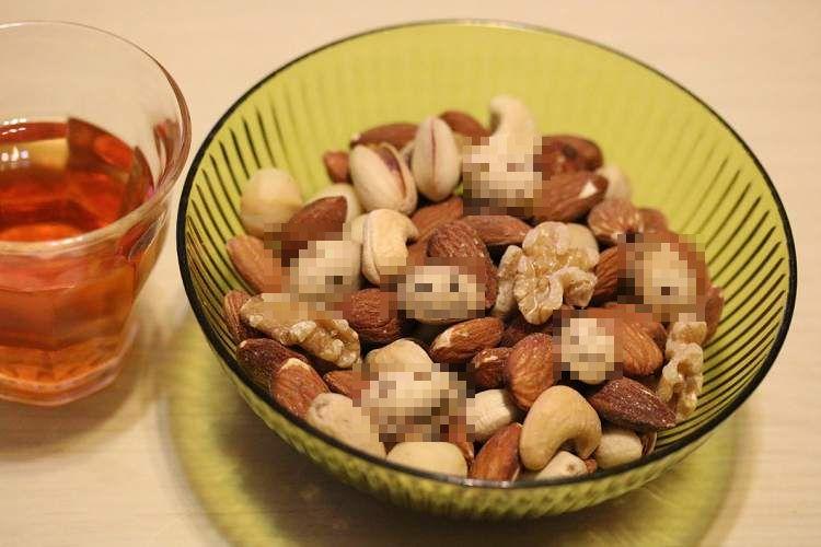 カワイイ!おつまみのナッツで表現された『ハロウィン』が凄い♪