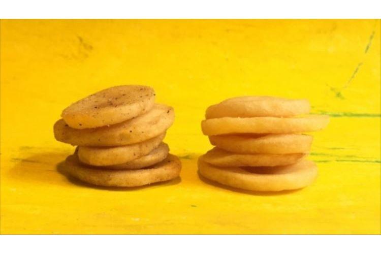 ポテトチップスの約3倍の厚さ!カルビーの新商品『ポテトデラックス』が地域限定で発売