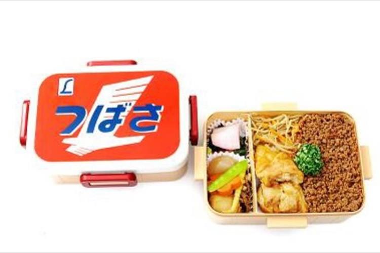 懐かしい…特急列車ヘッドマーク弁当「つばさ」が発売!容器はランチボックスとして使用可能