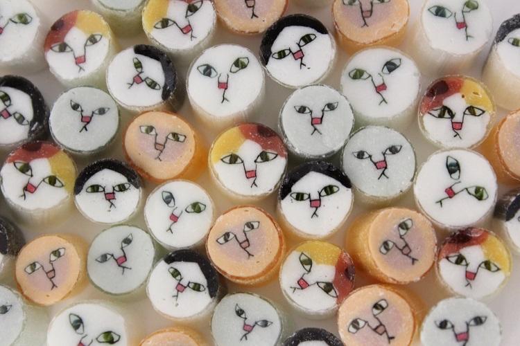 うちの猫の顔がキャンディに?限定販売の「猫MIXキャンディ」の絵柄を大募集!