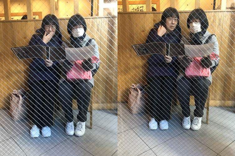【ほのぼの】ムロツヨシ撮影『とんかつ屋に並ぶ阿佐ヶ谷姉妹』が微笑ましすぎる
