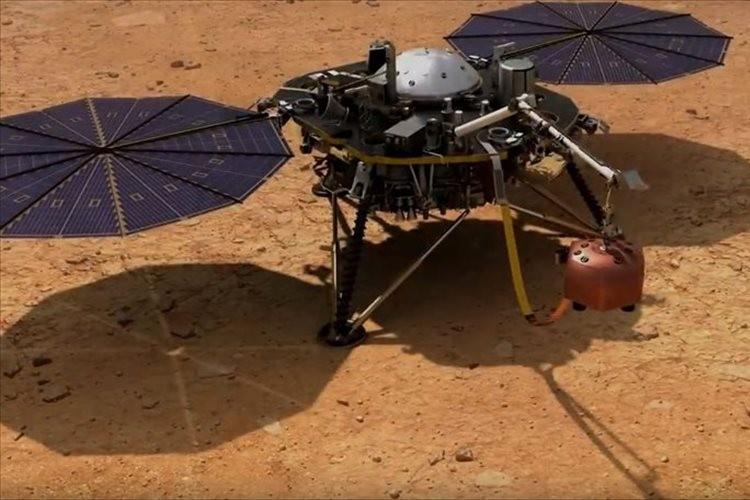 """""""火星の風の音""""はかなり低音!?人間の耳で聞きとりやすくするために、NASAが編集した動画が話題に"""