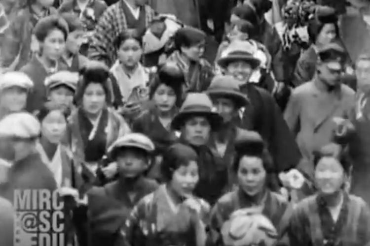 【超貴重】90年前の京都の日常がそこに!当時の肉声がリアルに聞こえる映像に感動