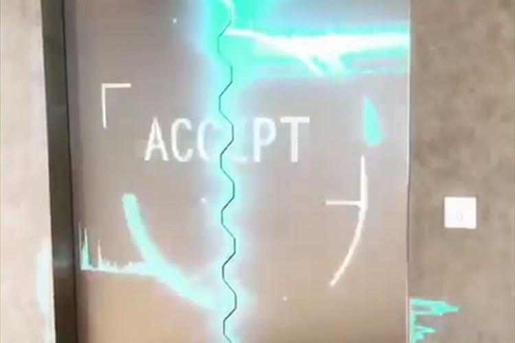 なんども通過したくなる(笑)BANDAI SPIRITS新本社の入館ゲートが近未来仕様でかっこいい!