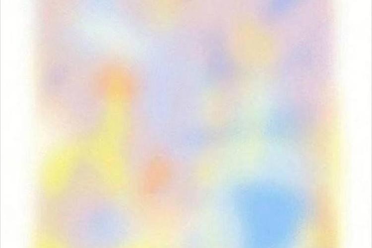 目の錯覚か!?20秒ほど見続けると、徐々に色が消えていく絵が不思議…最後は真っ白に?