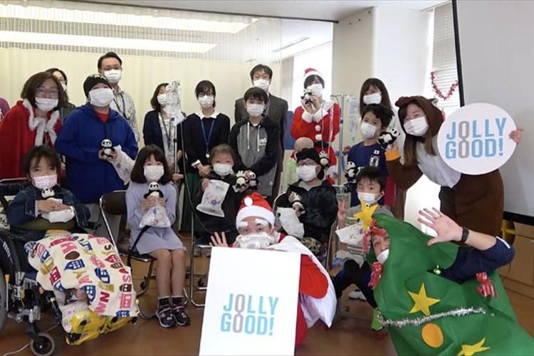 【素敵な取組み】アドベンチャーワールドの「VRアプリ」で病院で過ごす子供達が笑顔に!