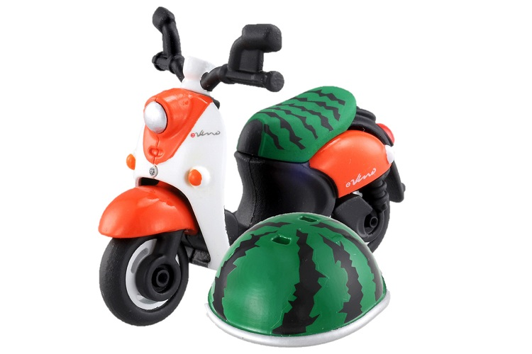 「出川哲朗の充電させてもらえませんか?」電動バイクがトミカになって新発売