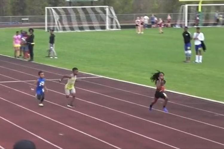 """凄まじい速さ!100m走13.48秒をマークした""""世界最速の7歳児""""が世界中で話題に!"""