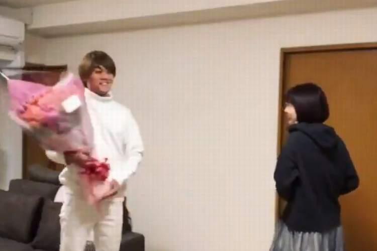 【まさかの結末】結婚記念日におばたのお兄さんが山崎アナを笑かそうとしたところ…