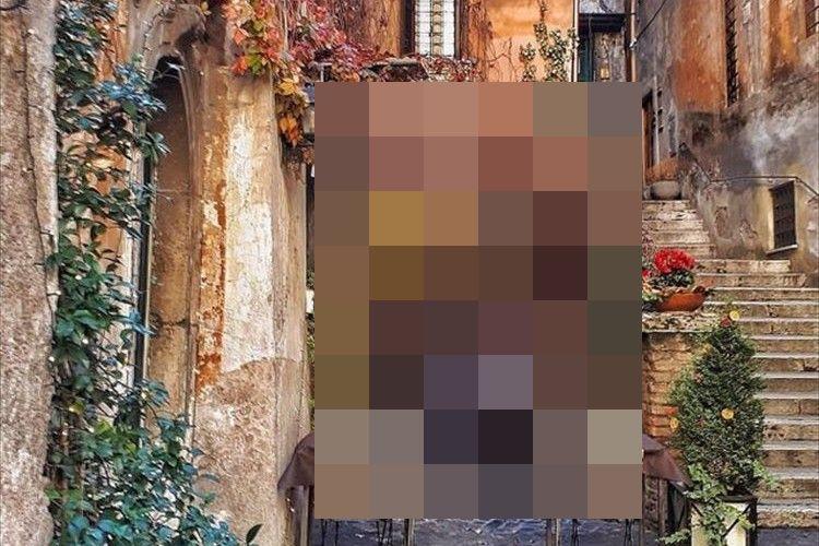 """「こんなに小さくても、この雰囲気か…」ローマの街角にある""""とあるスポット""""が話題に"""