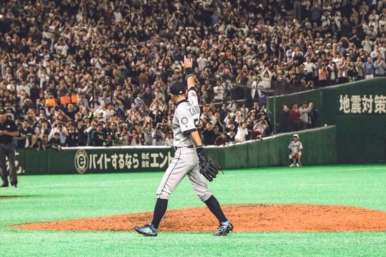 「野球のことを愛し続けてきました」イチローが現役引退を表明