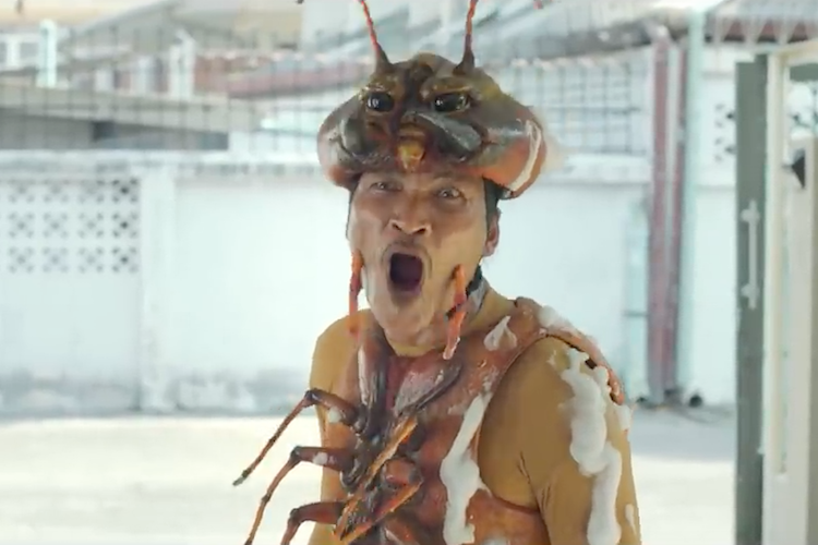 映画並みに壮大なストーリー(笑)タイの殺虫剤のCMが超大作でめっちゃ面白い!