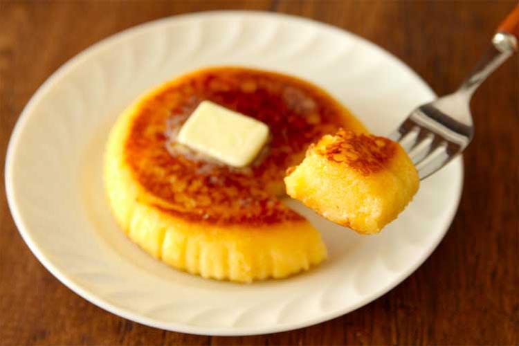 もちふわ絶品!作り方もカンタン!たまご蒸しパンで「フレンチトースト」を作ったら想像以上の美味しさ