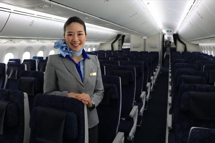 """機内の""""清潔さ""""ランキングで全日空(ANA)がトップに!「清潔であること。ニッポンの売り」"""