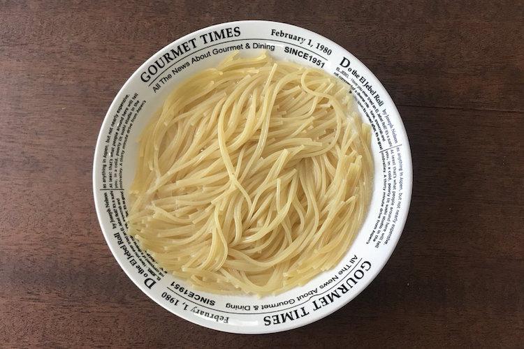時短で超便利!山本ゆりさんが教えてくれた「スパゲティの最高に簡単な茹で方」が話題に