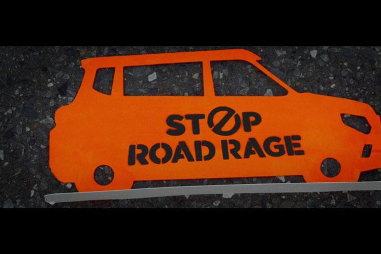 """怒りは、速度で、凶器に変わる。『あおり運転』の怖さを描いた""""切り絵ストップモーションアニメ""""が公開"""