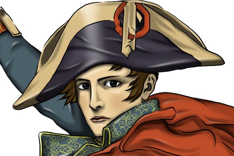 実はぐっすり寝ていました…ナポレオンの睡眠時間は3時間説は真っ赤な嘘!?