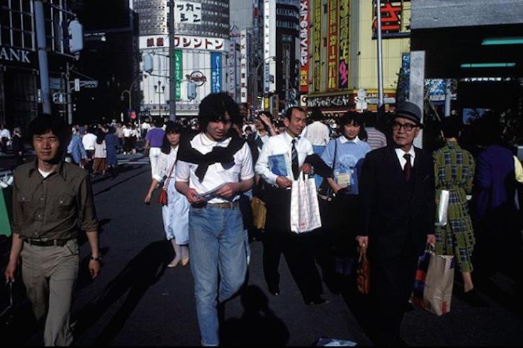 約40年前の懐かしき東京の風景。1970年代後半に撮影された写真たちに思いを馳せる