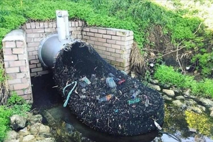 「効率は良さそう」「興味深い試み」水域汚染を防止するための画期的な取り組みが話題に!