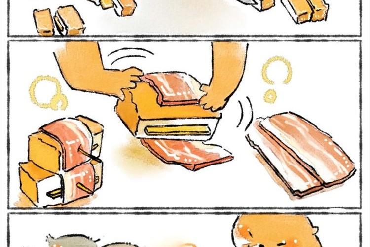 絶対美味しいやつ!厚揚げにちょっと手を加えたメチャウマレシピによだれが止まらない!