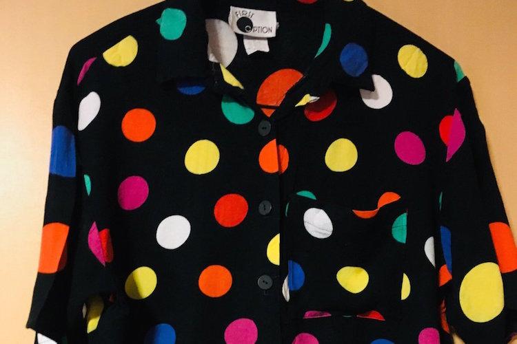 お気に入りだったのにぃ~!町田の古着屋で買ったシャツが「土曜ワイド劇場みたい」だと言われる