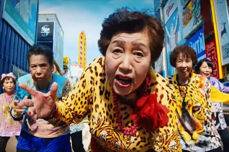 大阪の絡んでくるアイドル『オバチャーン』のYouTubeチャンネルが海外で人気!登美丘高校ダンス部ともコラボ!