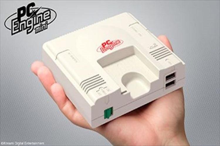 懐かしのPCエンジンが手のひらサイズに!『PCエンジン mini』が2020年3月19日に発売!