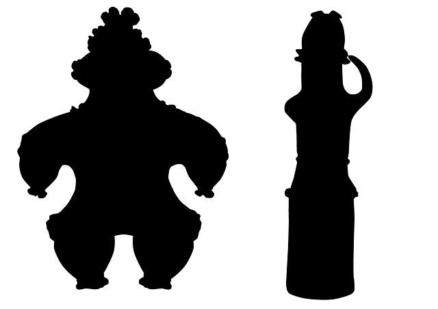 土偶と埴輪