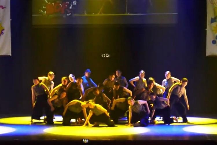 登美丘高校を破り、全国高等学校ダンス部選手権で優勝した「同志社香里高校」のダンスが美しい!