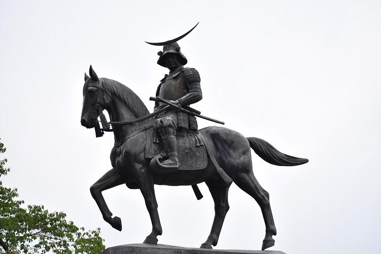 伊達政宗の像は仙台城址だけじゃない!宮城県にある伊達政宗像を紹介!!