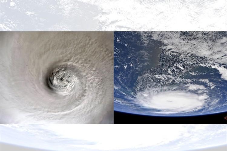 NASAの宇宙飛行士が最大級のハリケーン「ドリアン」を宇宙から撮影!恐ろしい光景が話題に