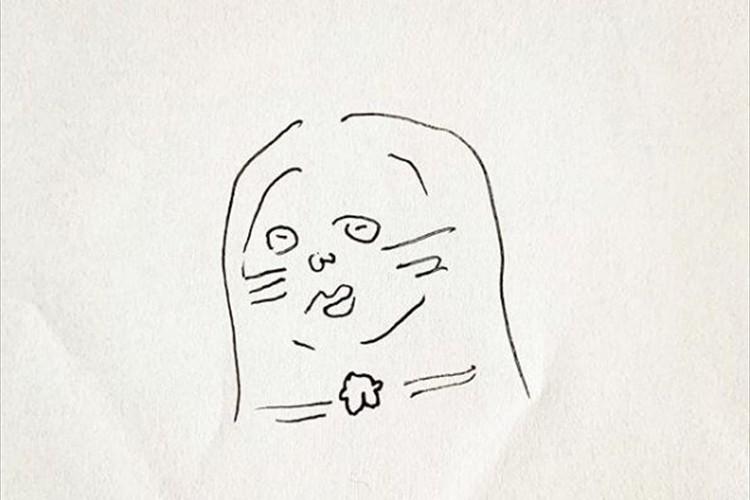 星野源が描いたドラえもんの「これじゃない感」にファンも爆笑「源さんの画力の破壊力は世界一!」