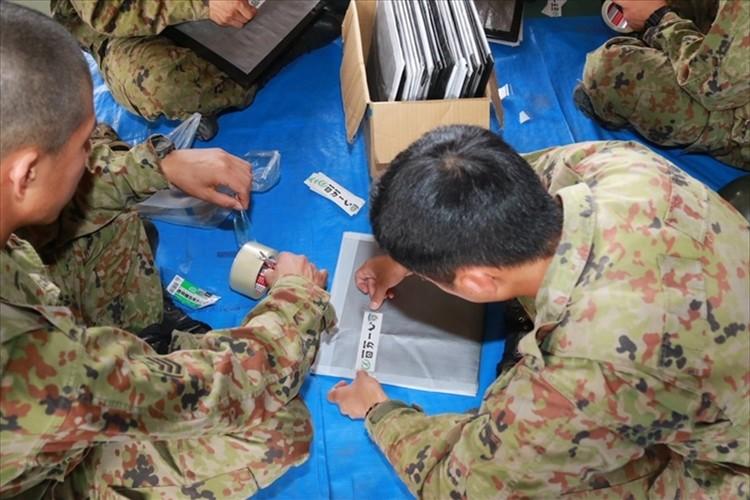 千葉県の早期復興を願う自衛隊が「アシスト瓦」にメッセージ!心のこもった支援に感動の声