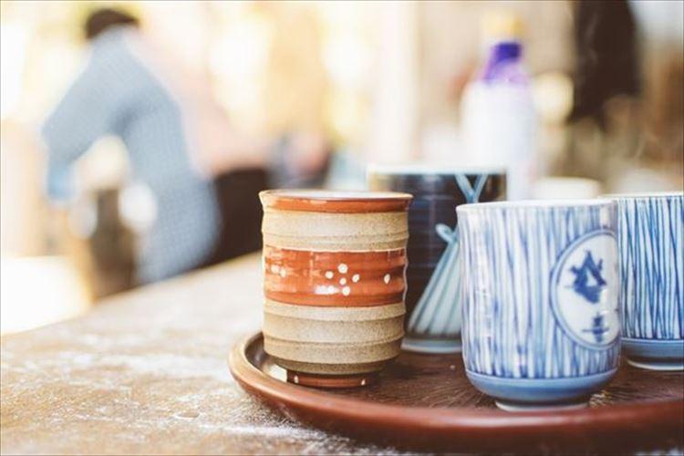 コップや水筒の気になる茶渋の取り方。王道から意外な取り方までご紹介!