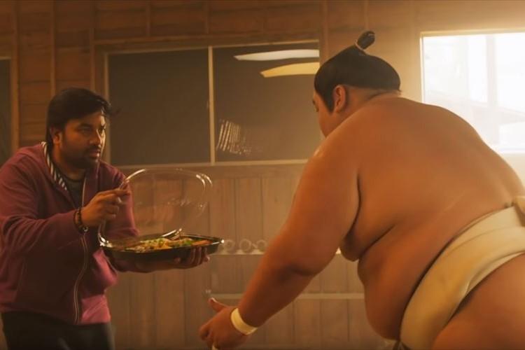 寿司に釣られる力士!?インドと相撲がコラボした映画『SUMO』が面白そう(笑)