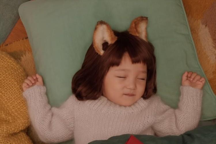 日清どん兵衛CMの最新作の子どもバージョンがめちゃめちゃ可愛い!メイキング映像も必見!
