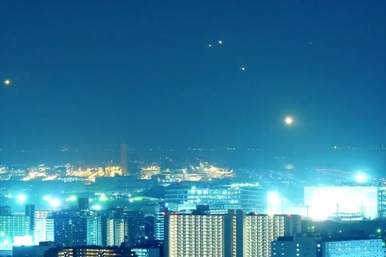 「こんなに離着陸が規則正しいとは」羽田空港の過密ダイヤをタイムラプスで撮影した動画に驚き