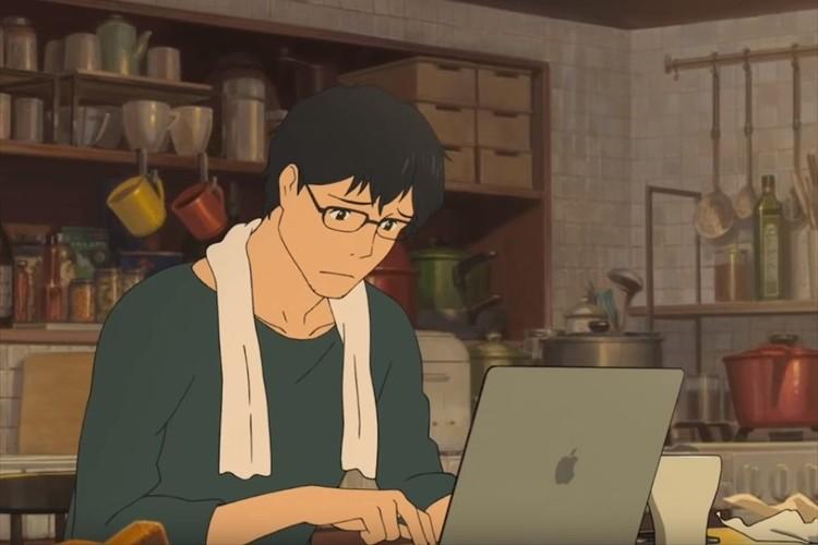 「人気アニメの中でMacが使用されているシーン」が次々に登場!Apple JapanのCMが話題に