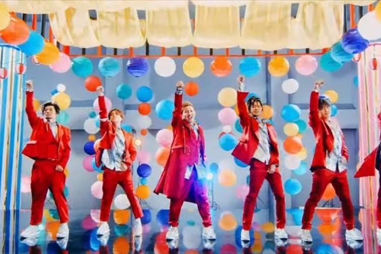 DA PUMPの新曲「Heart on Fire」のMVが公開!2秒で覚えられる『つり革ダンス』に注目!