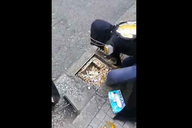 「いまだにこんな感じなのか・・・」ポイ捨てされる煙草は多い時で1箇所だけでも1,000本以上!?