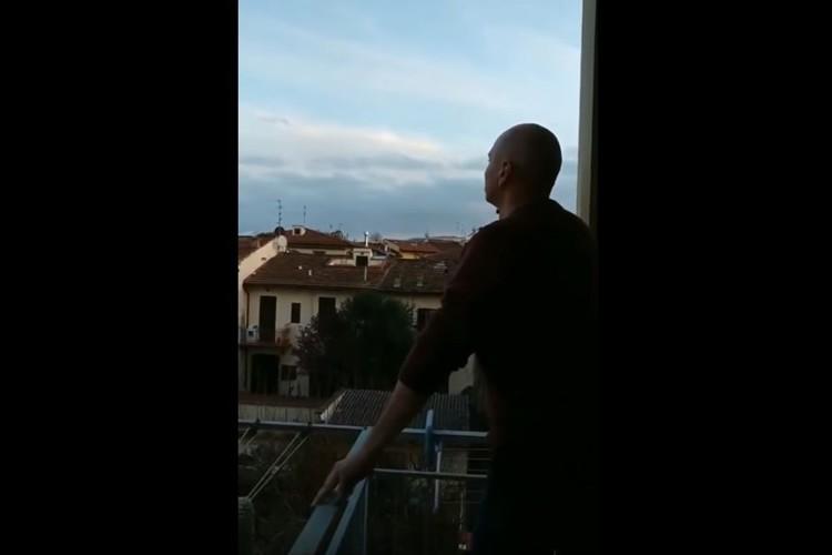 イタリアに希望と喜びを!テノール歌手が歌う『トゥーランドット』が ...