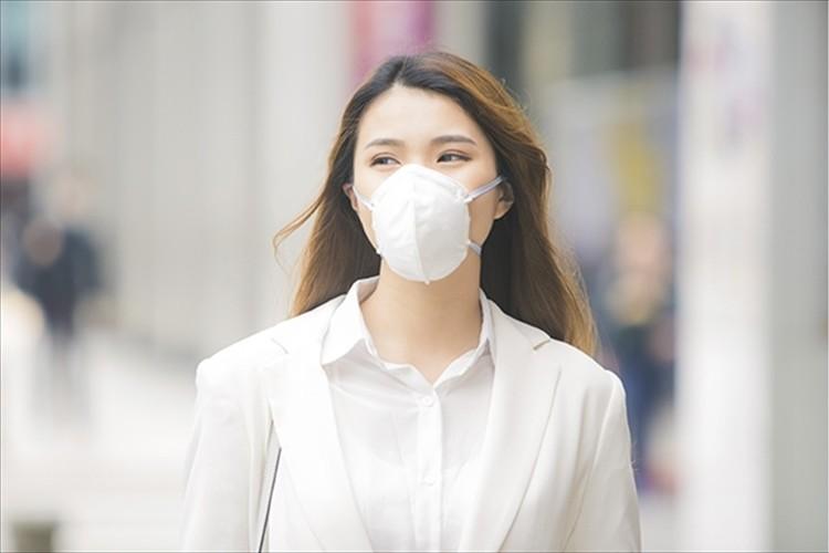 クリーンな空気を取り入れる『マスク式空気清浄機』が登場!フィルターはN95規格マスクに匹敵