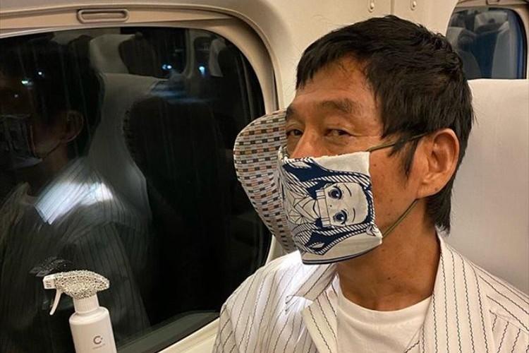 「鬼滅の刃」にハマる明石家さんま、竈門禰豆子のマスク姿が可愛いと話題に!