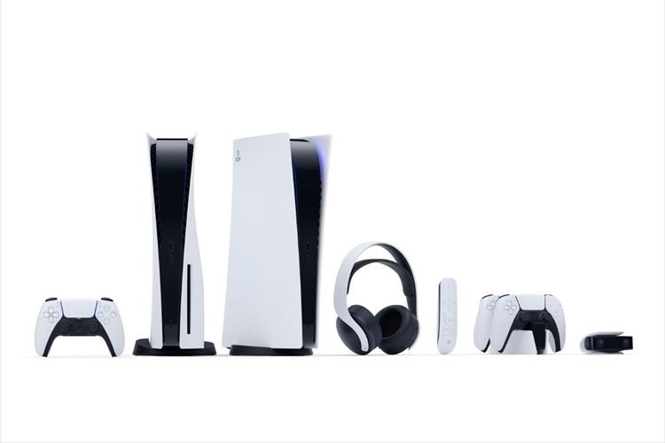 PS5のデザインがついに公開!ディスクドライブ無しのデジタル・エディションも登場