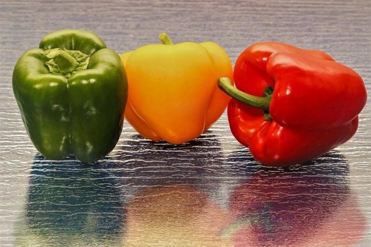 「ピーマン」と「パプリカ」は同じ野菜?その違いは実は色ではなかった!