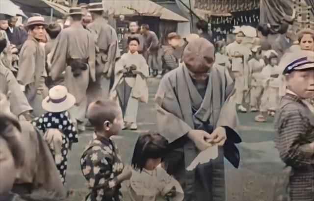 当時の息吹が聞こえてくる・・・大正時代に撮影された東京の街並みを4K ...